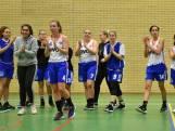 Basketbalsters BC Vlissingen blijven aan kop na zege