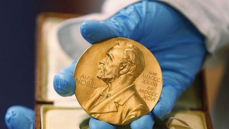 Nobelprijs Beeld anp