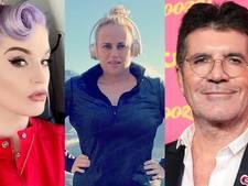 Tot wel 45 kilo kwijt: celebrity's spenderen vrije 'corona-uren' massaal aan afvallen