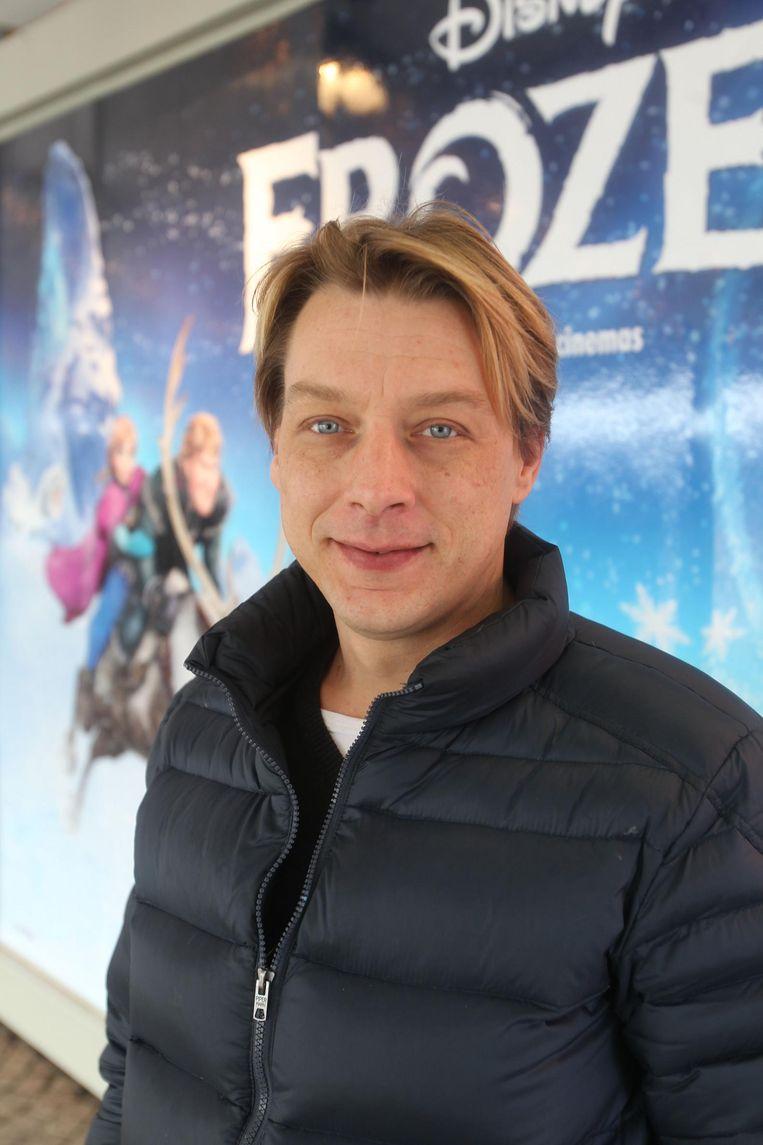Organisator Alexander Deman.