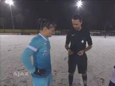 Gestaakte wedstrijd Ajax - FC Twente Vrouwen wordt dinsdag hervat