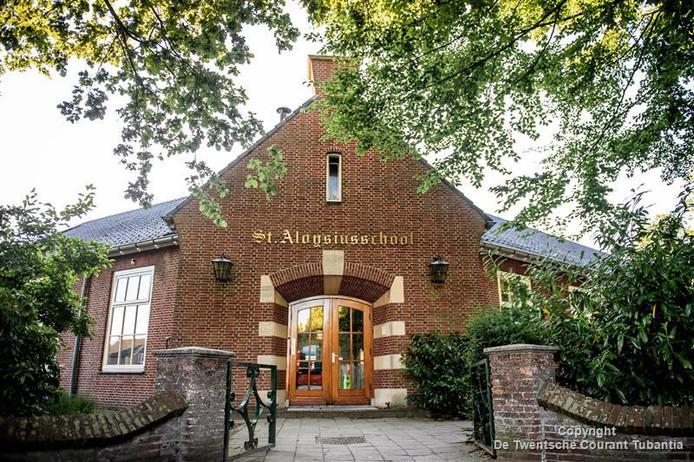 De Aloysiusschool in Geesteren.