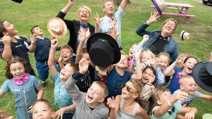 Schooljaar start feestelijk in De Keimolen