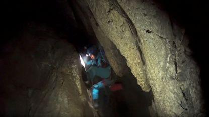 Poolse redders proberen duo te bevrijden dat al drie dagen in grot zit