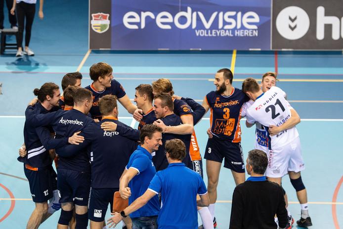Orion won zondagmiddag met 1-3 van Zaanstad. Foto Pro Shots