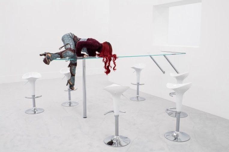 Anna Uddenberg, Precarious Patricia, 2019. Beeld Bastian Geza Aschoff/Stedelijk Museum