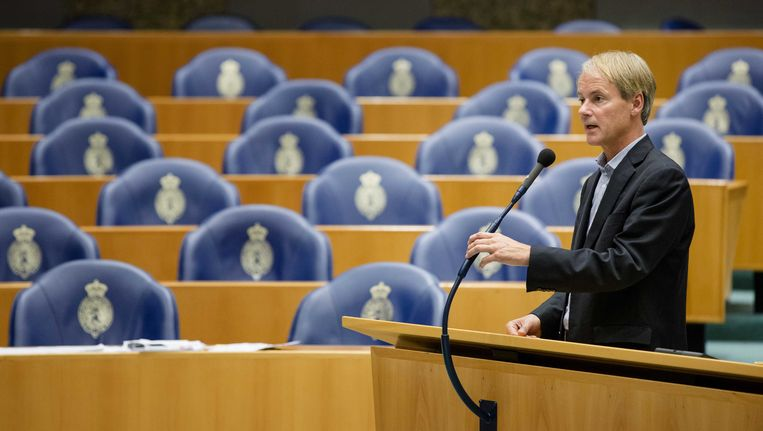 SP-Kamerlid Harry van Bommel. Beeld anp