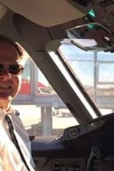 Goese piloot in recordtijd van New York naar Londen