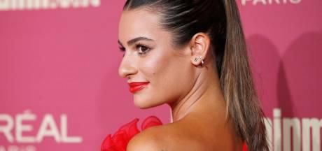 Lea Michelle van Twitter na kritiek op zwijgen over verdwenen Glee-collega