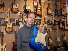 Vlissinger Barrie is officieel 's werelds grootste kenner van iconisch gitaarmerk Fender