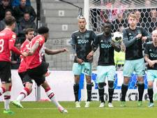 LIVE: Ajax moet verder zonder Traoré in Eindhoven