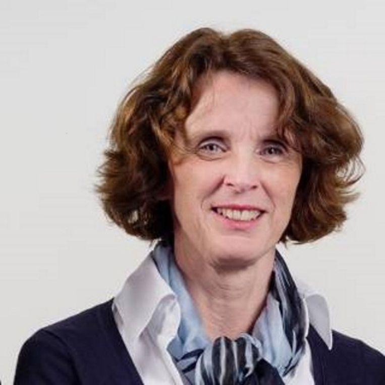 Prof. Elsbeth Stassen, hoogleraar Dier & Samenleving WUR Beeld Roel Dijkstra