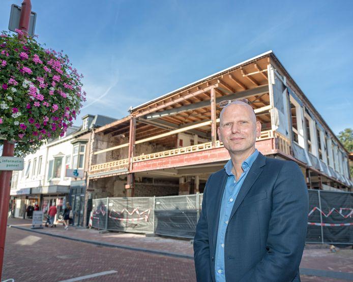 """,,Het belangrijkste dat ik in de afgelopen twee jaar heb bereikt, is dat er een collectieve gedachte is ontstaan, bij zowel winkeliers als vastgoedeigenaren"""", vertelt Jeroen Wichers."""