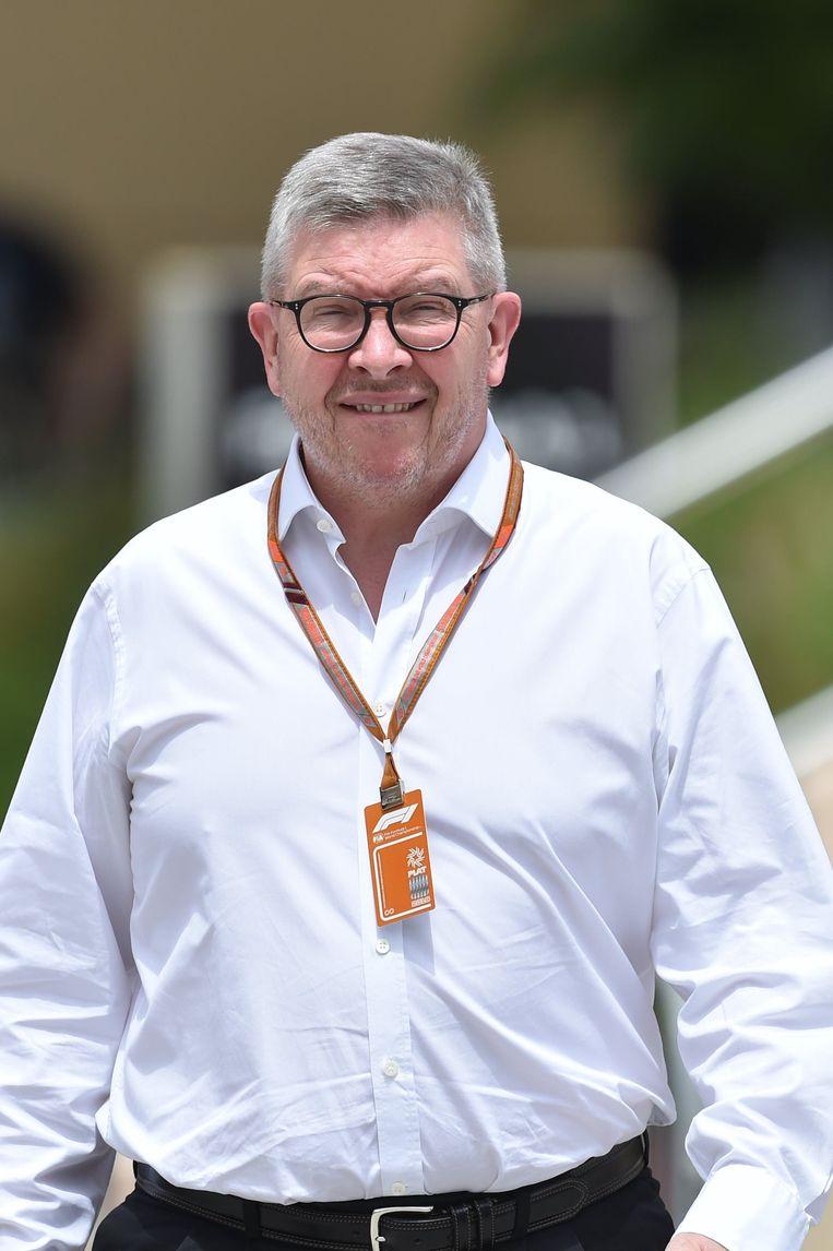 Ross Brawn, sportief directeur Formule 1.