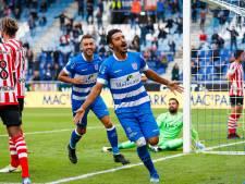 Sparta schreeuwt om versterking na ruime nederlaag in Zwolle