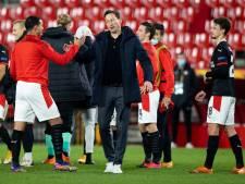Schmidt haalt zijn gelijk met overwinning: 'Spelers verdienen een groot compliment'