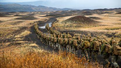 Belgisch leger vertrouwt gps niet en traint weer met kaart en kompas