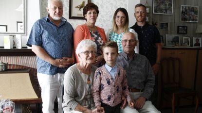 Christiane en Alfons zijn zestig jaar getrouwd