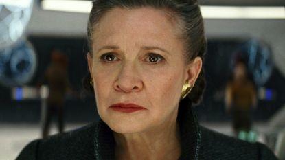In 2016 overleden Carrie Fisher te zien in nieuwste Star Wars