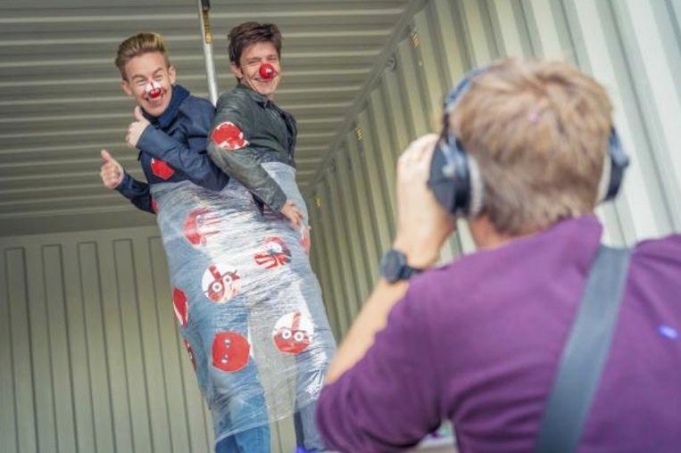 Jonas Van Geel kondigt eerste namen voor Rode Neuzen Dag XL aan.