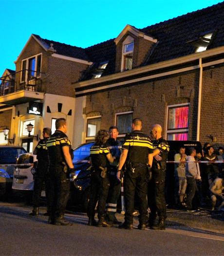 Steekpartij in Hellevoetsluis vond plaats in voormalig hotel De Herberg: verdachte bevond zich op een kamer