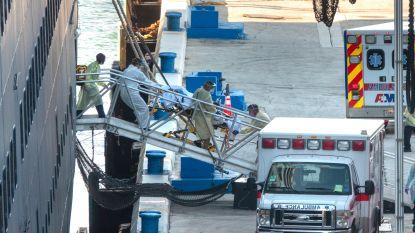 LIVE. Record van bijna 1.200 doden op één dag in VS, cruiseschip Zaandam aangemeerd in Florida