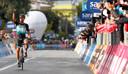 Peter Sagan wint.