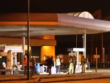 Gaslek bij tankstation Veenendaal, situatie is volgens brandweer onder controle en veilig