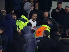 Opmerkelijke beelden: Dier belaagt fan na nederlaag met Spurs