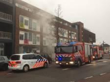 Huis onbewoonbaar door woningbrand in Enschede