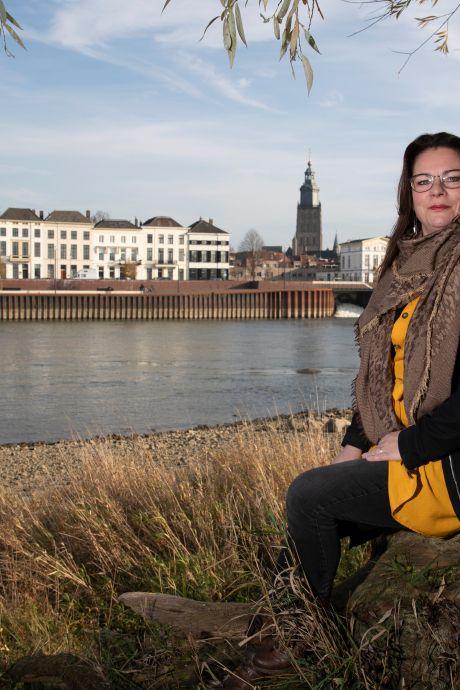 Zonnen en een drankje drinken aan de IJssel, Zutphen krijgt mogelijk een stadsstrand