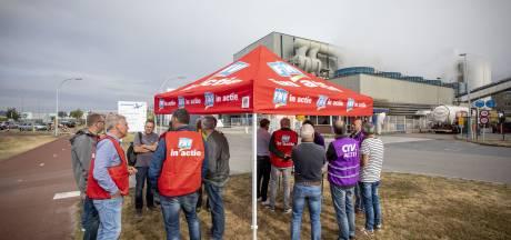 Personeel AkzoNobel in Hengelo staakt donderdag voor beter cao