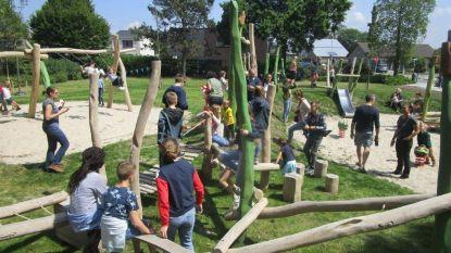 Door kinderen getest én goedgekeurd: nieuw speelterrein Kommershoek