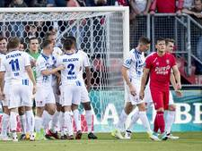 Machteloos FC Twente lijdt tegen VVV 500e eredivisienederlaag: 1-2