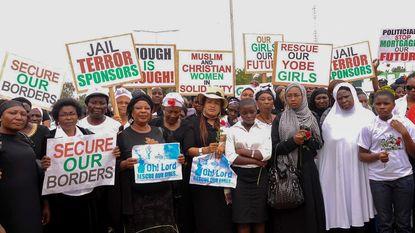 Hele wereld valt over ontvoering meisjes