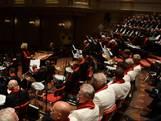 Jostiband speelt 'Hand in Hand Kameraden' in Concertgebouw