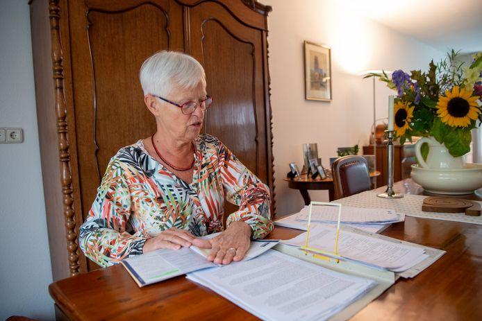 Marietje Varwijk heeft er naar eigen zeggen voor gezorgd dat Ommen zich heeft aangesloten bij de Nationale Ombudsman.
