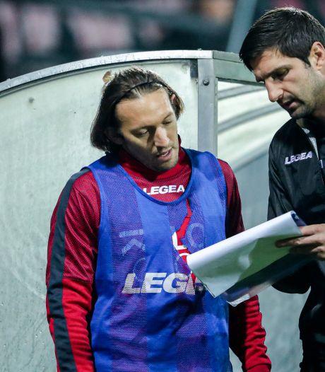 NEC-trainer Meijer gooit de boel om: Barreto, Ondaan en Proper spelen