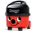 De Henry-stofzuiger is de meest bekende ronde stofzuiger.