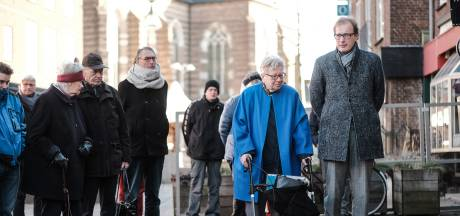 Herdenking 75 jaar bevrijding in de Achterhoek samen met Duitsers