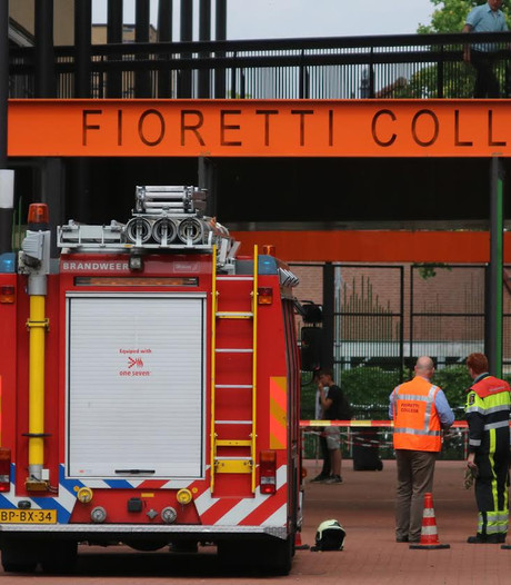 Peppersprayspuiter Fioretti College Veghel is in vrijheid gesteld