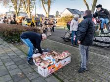 Heesch bedankt vrijwilligers vanuit arrenslee: 'Elkaar helpen zou toch normaal moeten zijn'