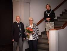 Marian Peters krijgt een lintje voor jarenlange inzet in de kerk en haar missiewerk