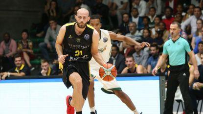 Pierre-Antoine Gillet grijpt nipt naast finaleplaats in Spaanse basketbeker