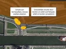 Verkeershinder op sluizencomplex Terneuzen