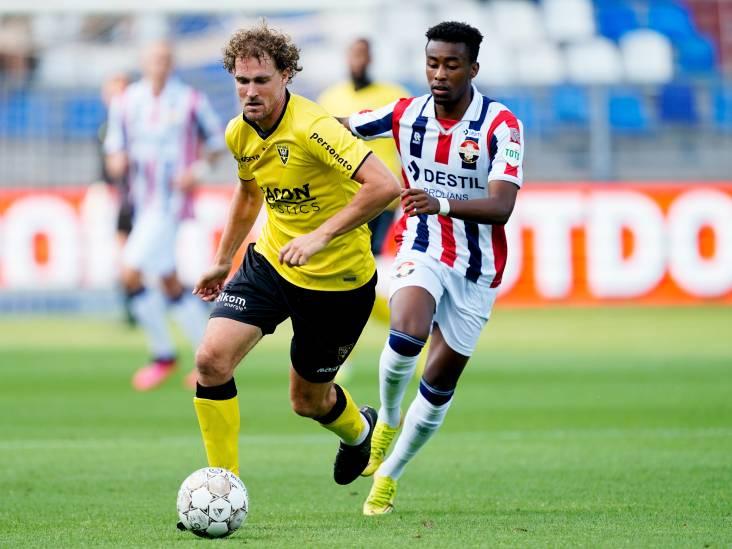LIVE | Willem II krijgt voldoende kansen en jaagt op gelijkmaker tegen VVV-Venlo