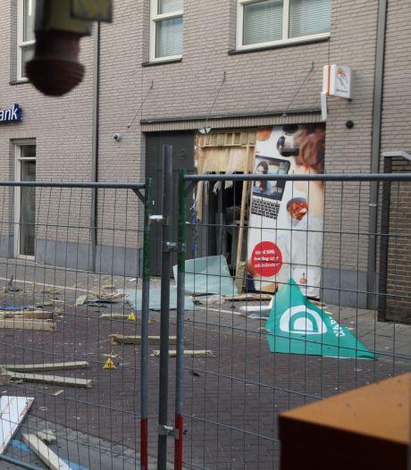 Pinautomaat keert na plofkraken niet terug in appartementencomplex: Rabobank zoekt andere plek in Kaatsheuvel