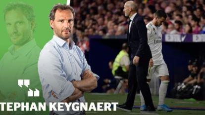 """Onze chef voetbal vraagt zich af of Hazard het vel van Zidane vanavond kan redden: """"Toekomst Real ligt aan zijn schoenen"""""""