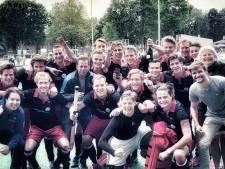 Hockeyers Berkel-Enschot pakken titel nu wél: 'Heerlijk! Het moest nu maar klaar zijn'