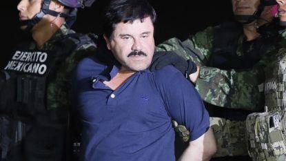 """Vandaag begint het proces van El Chapo: """"Veel geluk, jury"""""""